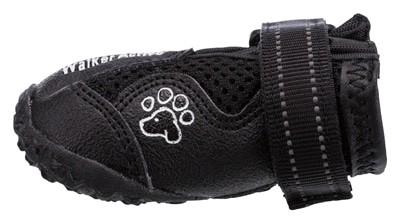 Trixie pootbescherming walker active zwart (M 2 ST)