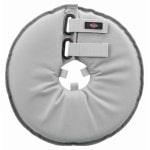 Trixie beschermkraag schuimrubber grijs (23-27X13 CM)