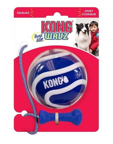 Kong wavz bunjiball assorti (51,5X8,5X8,5 CM)