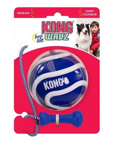 Kong wavz bunjiball assorti (49,5X6,5X6,5 CM)