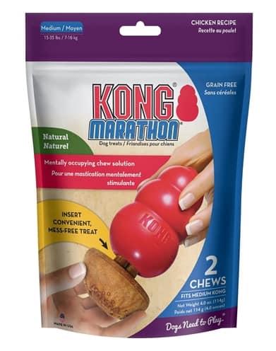 Kong marathon chicken