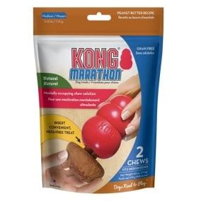 Kong marathon peanut butter