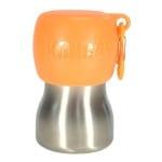 Kong h2o drinkfles rvs oranje (280 ML)