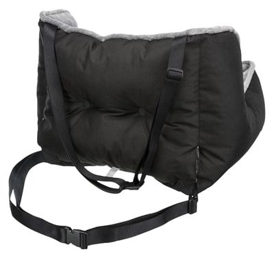 Trixie autostoel zwart / grijs