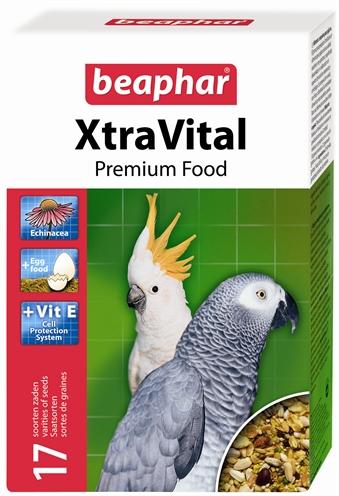 Xtravital papegaaienvoer