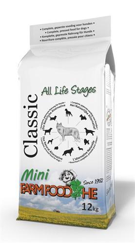 Farm food classic mini / pup / kleine rassen