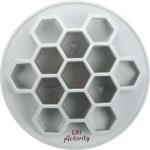 Trixie cat acitivity snack hive xxl lichtgrijs (35X35 CM)