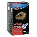 Trixie reptiland warmtelamp neodymium (75 WATT 6,3X6,3X10 CM)