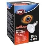 Trixie reptiland prosun mixed d3 uv-b lamp zelfstartend (100 WATT 9,5X9,5X13 CM)