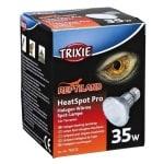 Trixie reptiland heatspot pro warmtelamp halogeen (35 WATT 6,5X6,5X8,8 CM)