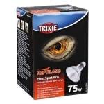 Trixie reptiland heatspot pro warmtelamp halogeen (75 WATT 8,1X8,1X10,8 CM)