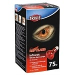 Trixie reptiland warmtelamp infrarood (75 WATT 6,3X6,3X10 CM)