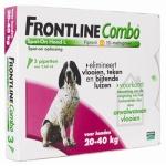 Frontline hond combo spot on 3 pack (LARGE)