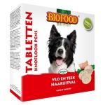 Biofood hondensnoepjes bij vlo pens (55 ST)