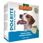 Biofood dogbite hondensnoepje naturel (tandverzorging) (55 ST)