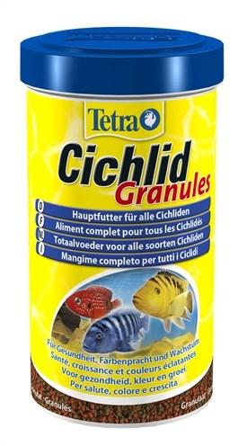 Tetra cichlid granules (500 ML)