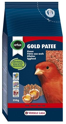 Orlux gold patee rood eivoer