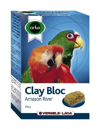 Orlux klei blok papegaai