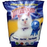Crystal clear litter pearls tracksless (8 LBS 3,6 KG)