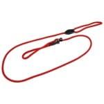 Hunter retrieverlijn met stop freestyle rood (8 MMX170 CM)