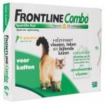 Frontline kat combo spot on (6 PIPET)