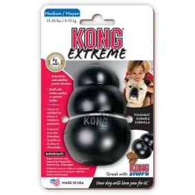 Kong extreme zwart