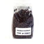 Cedernoten (750 GR)