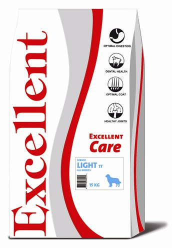 Excellent care senior/light 17