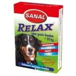 Sanal dog relax kalmeringstablet large (VANAF 20 KG 15 TABLETTEN)