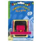 Happy pet fun at the fair mirror perch (9X10X2,5 CM)