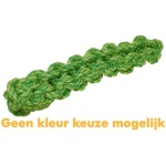 Happy pet nuts for knots werpstaaf touw (29X6X6 CM)