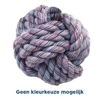 Happy pet nuts for knots touwbal (LARGE 10,5X10,5X10,5 CM)