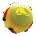 Happy pet tumble n treat beloningsbal (6X6X6 CM)