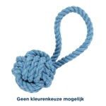 Happy pet nuts for knots bal tugger (SMALL 26X8X8 CM)