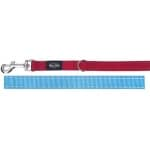 Rogz for dogs fanbelt multipurpose lijn turquoise (20 MMX1,6 MTR)