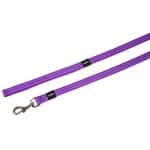 Rogz for dogs snake long lijn paars (16 MMX1,8 MTR)