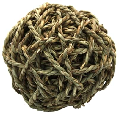 Happy pet grassy ball (11X11X11 CM)