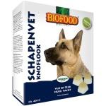 Biofood schapenvet maxi bonbons knoflook (40 ST)