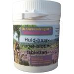 Dierendrogist huid-haar-nagel-biotine tabletten (100 STUKS)