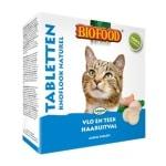 Biofood kattensnoepjes bij vlo naturel (100 ST)