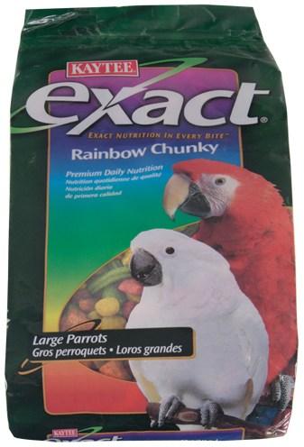 Kaytee exact chunky papegaai