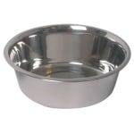Hondenbak rvs (370 ML 13 CM)