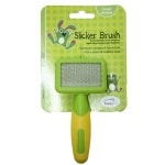 Happy pet knaagdier slicker brush (12X6X2 CM)