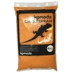 Komodo caco zand terracotta (4 KG)