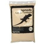 Komodo caco zand wit (4 KG)