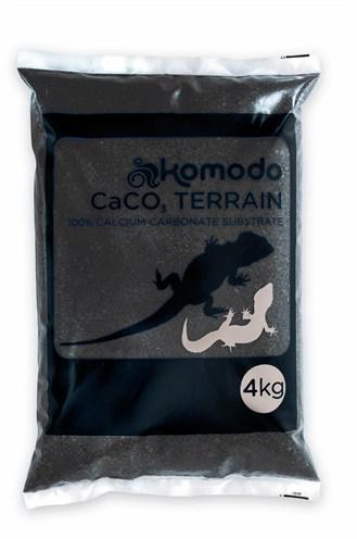 Komodo caco zand zwart (4 KG)