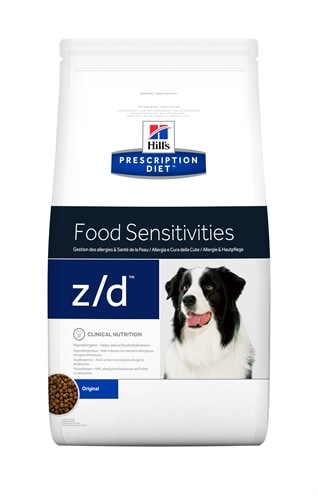 Hill's canine z/d