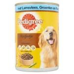 Pedigree blik adult stoofpotje lam / groenten / pasta (12X400 GR)