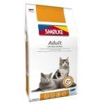 Smolke cat adult kip / rijst (2 KG)