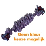 Happy pet king size coil tugger touw (41X9X7 CM)
